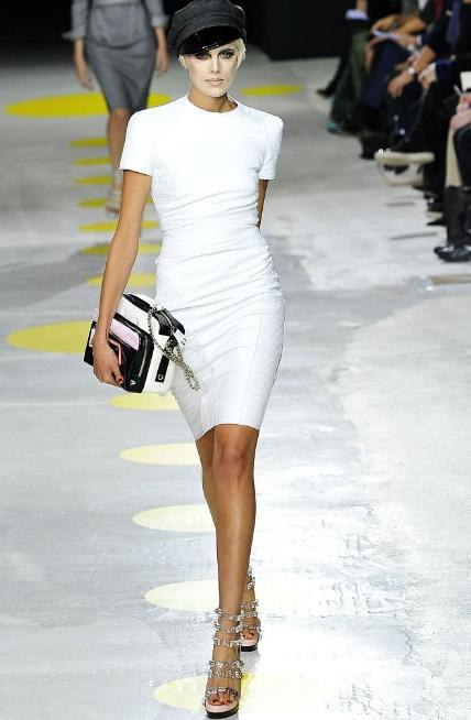 Белое платье белая 3